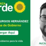 Programa de Gobierno: Pedro Nel Burgos Hernández, Alcalde Pupiales 2020-2023