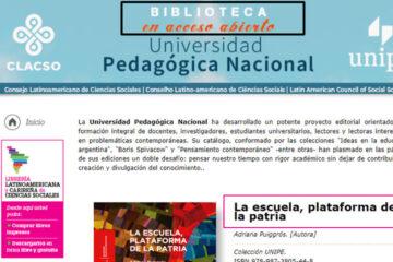 Biblioteca digital dirigida a Docentes