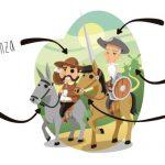 Don Quijote de la Mancha para niños [Descargar texto y video]